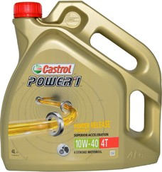 Castrol Power 1 4T 10W40 4 litry