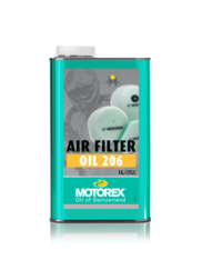 Motorex Air Filter Oil 206 1 litr