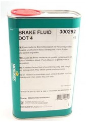 Motorex BRAKE FLUID DOT 4 1 litr