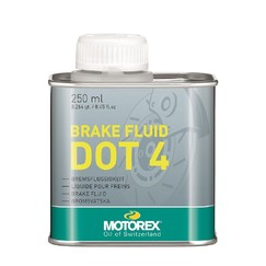Motorex Brake Fluid DOT4 250 ml
