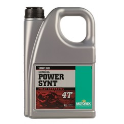 Motorex Power Synt 4T 10W60 4 litry