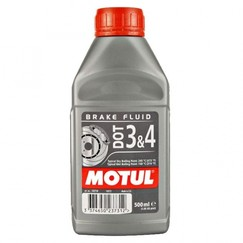 Motul DOT 3&4 Brake Fluid 0,5 litru