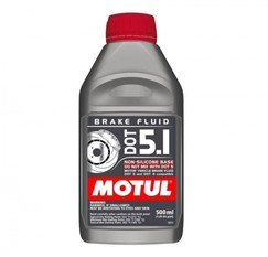 Motul DOT 5.1 Brake Fluid 0,5 litru
