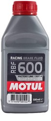 Motul Racing Brake Fluid RBF 600 500ml