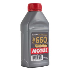Motul Racing Brake Fluid RBF 660 500ml