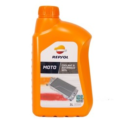 Repsol Coolant & Antifreeze 1 litr