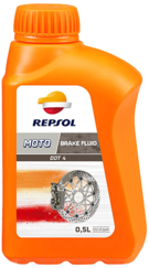 Repsol Moto Brake Fluid DOT 4 0,5 litru