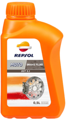 Repsol Moto Brake Fluid DOT 5.1 0,5 litru