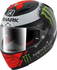 Shark Race-R Pro Replica Lorenzo Monster Mat 2017 KRW