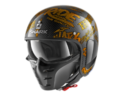 Shark S-Drak Carbon Freestyle Cup DQQ
