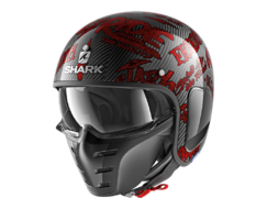 Shark S-Drak Carbon Freestyle Cup DRR