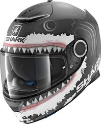 Shark Spartan Replica Lorenzo White Shark KWA