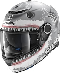 Shark Spartan Replica Lorenzo White Shark MAT SWA