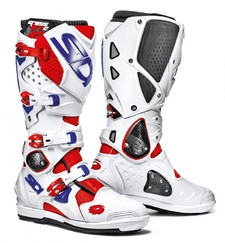 Sidi Crossfire 2 SRS Red/White/Blue