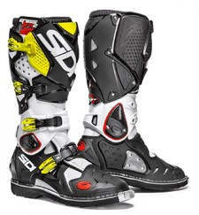 Sidi Crossfire 2 White/Black/Yellow
