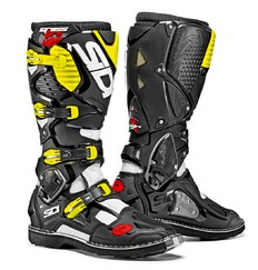 Sidi Crossfire 3 white/black/yellow