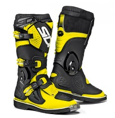 Sidi Flame black/yellow