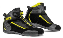 Sidi Gas Black/Yellow